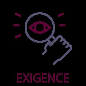 ACC • EXIGENCE